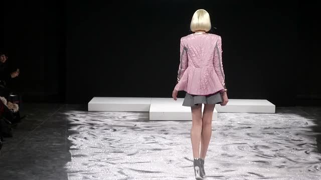 News video: CUTECIRCUIT: MERCEDES-BENZ FASHION WEEK Fall 2014 COLLECTIONS