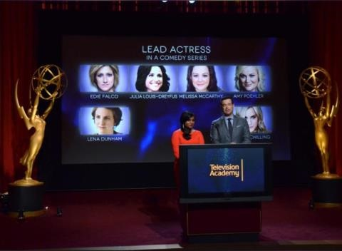 News video: 'Orange Is The New Black' Snags 12 Emmy Noms, Adding To Netflix Haul