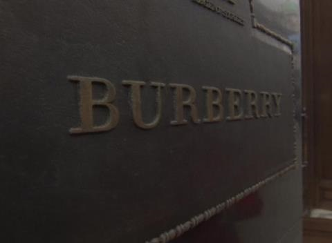 News video: Burberry Chief's Pay in Focus
