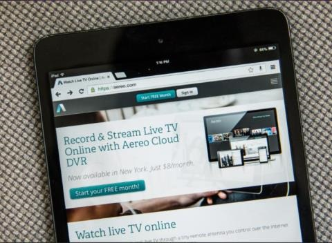 News video: Aereo Presses Case Despite Supreme Court Setback